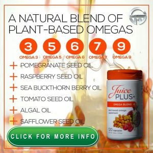 Vegan Friendly Omega Capsules